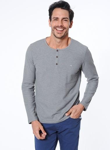 Uzun Kollu Sweatshirt-Kip